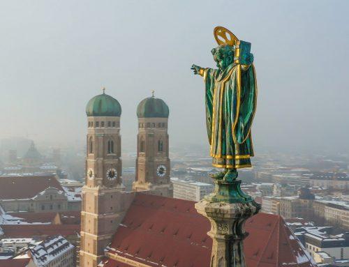 Einfach zusammenhelfen – eine Aktion von München Tourismus