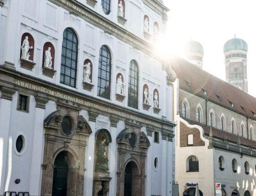 Religiöses München: Reformation & Gegenreformation
